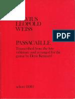 229476869 Weiss S L Passacaille Kennard