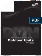 DVM PLUS3 1 Outdoor Units