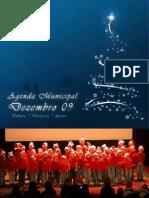 Alijó - Agenda Municipal Dezembro 2009