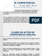 Competencia Desleal- Dleg 1044