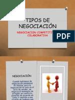 Tipos de Negociación Ligera