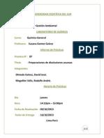 Informe 7 quimica
