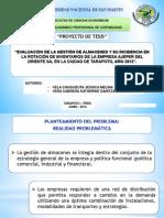 Presentación de Proyecto_Modelo