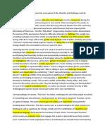 Billy Elliot Sample Essay  Essays  Social Psychology  Billy Elliot Essay Done  Topics For A Proposal Essay also Paper Essay Writing  Narrative Essay Topics For High School
