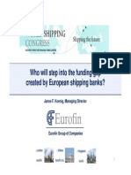 13. Shipping Funding Gap April 2012