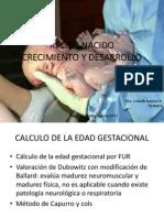 Evaluacion Del Recien Nacido