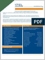 Datatel Company Profile