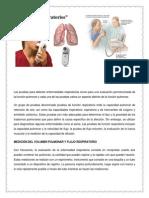 examenes respiratorios