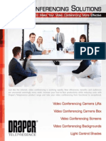 Videoconferencing Solutions from Draper