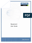 PDMS Equipment User Guide