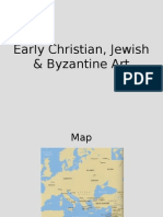Early Christian, Jewish & Byzantine Art
