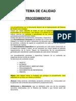 APUNTE v - (Procedimientos ISO 9000)