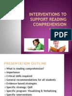 hassanali reading comprehension presentation
