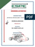 Laboratorio sistemas hidráulicos y neumáticos