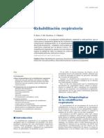 2007 Rehabilitación respiratoria
