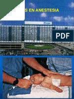 Med-claseii-2013 Fármacos en Anestesia
