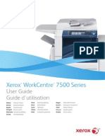 Xerox Workcentre 7535 Users Manual