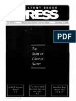 The Stony Brook Press - Volume 20, Issue 6