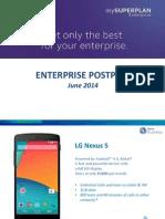 Enterprise June Packages