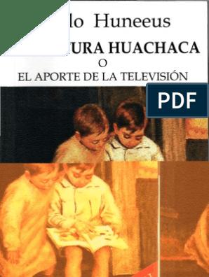 Huachaca O Cultura De Huneeus El Aporte TelevisionPablo La 54LAj3R