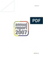 IDLC Annual Report 2007 (1)