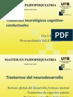 Trastornos Neurologicos Cognitivo Conductuales