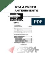 Manual Easton 2003 Mantenimiento