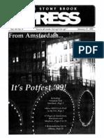 The Stony Brook Press - Volume 20, Issue 8