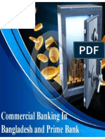 Commercial Bank and Prime Bank