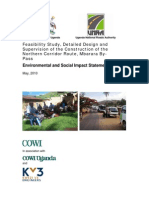 Uganda Road Project