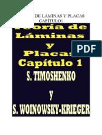Teoria de Laminas y Placas, Capitulo 1