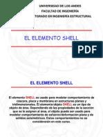 SAP2000 Shell