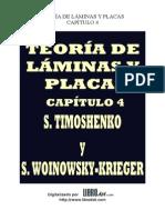 Teoria de Placas y Laminas, Capitulo 4