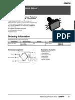 2SMPP-03 Sensor Presion