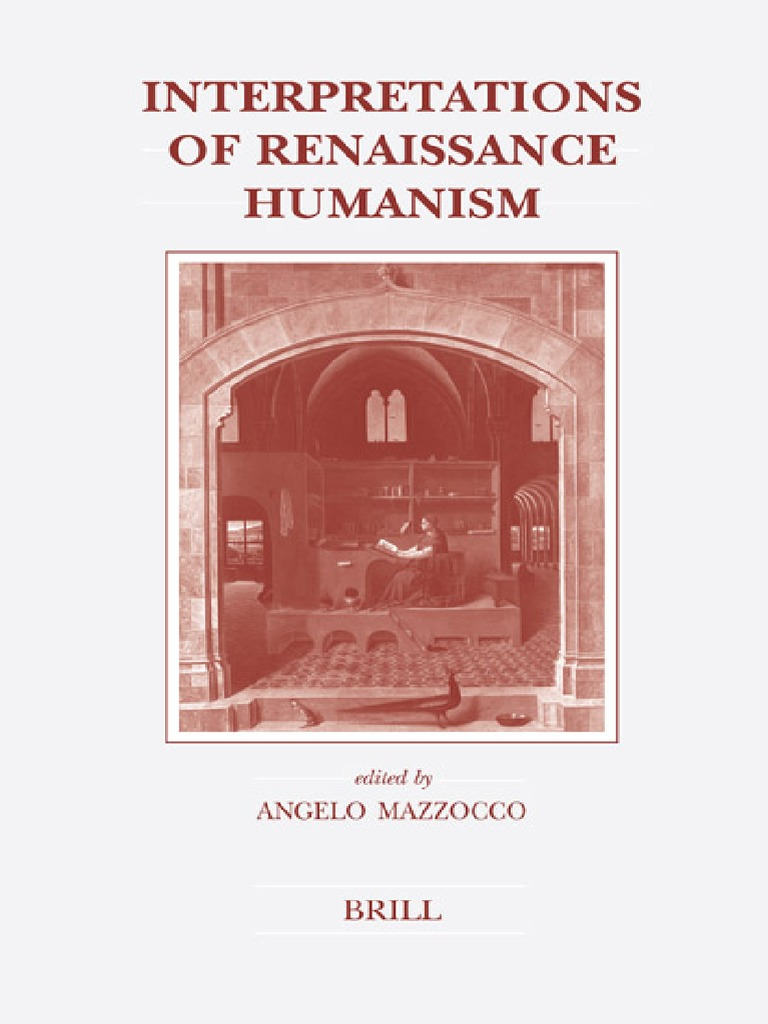 mazzocco interpretations of renaissance humanism humanism