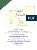 Cuento Andino El Sapo Eduardo y la Cuy Fernanda