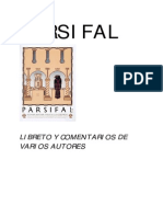 Wagner - Parsifal Libreto Y Comentarios