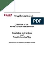 VPN Installation Instructions