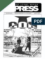 The Stony Brook Press - Volume 20, Issue 14