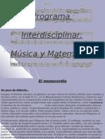 Programa Interdisciplinar