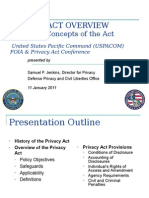 2011 Privacy Act Overview_The Basic Concepts of the Act