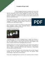 Guangzhou Mosque Guide