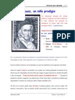 Biografia Gauss