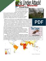 geography malaria