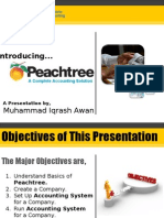 Peachtree Presentation/Demo by Iqrash Awan