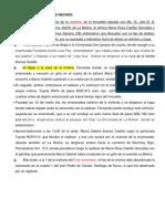 Trabajo de Derecho Penal Especial - Caso de La Empresaria Castillo Gonalez