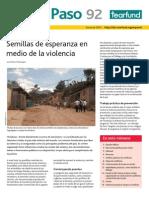 PASO a PASO - Conflicto y Paz
