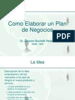 Cómo Elaborar Un Plan de Negocios