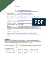 3D Geometry in Geogebra - A Single Vector