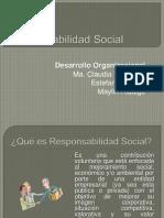Responsabilidad Social Mkt